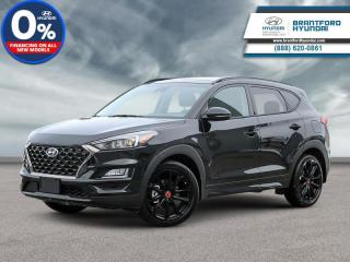New 2020 Hyundai Tucson Urban  - Black Accents -  Leather Seats - $208 B/W for sale in Brantford, ON