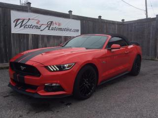 Used 2016 Ford Mustang GT Premium for sale in Stittsville, ON