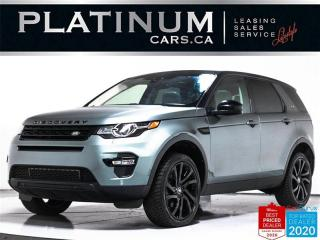 Used 2016 Land Rover Discovery Sport HSE LUX, 7 PASSENGER, NAV, PANO, CAM, HEATED for sale in Toronto, ON