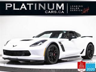 Used 2018 Chevrolet Corvette Z06 650HP, 3LZ, AUTO, HUD, NAV, CAM, HEATED/COOLED for sale in Toronto, ON