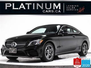 Used 2019 Mercedes-Benz C-Class C300 4MATIC COUPE, NAV, PANO, CAM, HEATED for sale in Toronto, ON