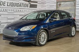 Used 2016 Ford Focus Electric CUIR+MAGS+TOIT+NAVIGATION for sale in Laval, QC