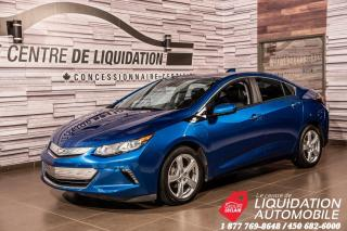 Used 2018 Chevrolet Volt LT+ELECTRIC DRIVE+PUSH START for sale in Laval, QC