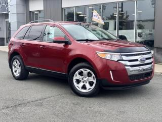 Used 2013 Ford Edge SEL AWD V6 for sale in Ste-Marie, QC