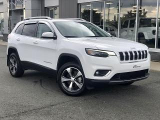 Used 2019 Jeep Cherokee Limited 4x4 Active Drive 2 for sale in Ste-Marie, QC