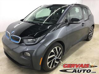Used 2017 BMW i3 E Drive Atelier GPS MAGS Turbine CAMÉRA DE RECUL for sale in Trois-Rivières, QC