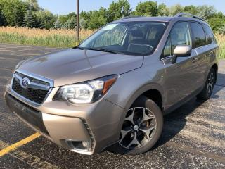 Used 2016 Subaru Forester XT AWD for sale in Cayuga, ON