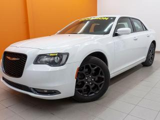 Used 2019 Chrysler 300 300S AWD ÉCRAN 8.4 SIÈGES CHAUFFANTS *CUIR* for sale in St-Jérôme, QC