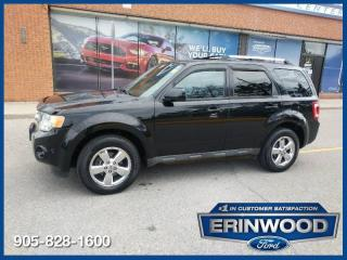 Used 2010 Ford Escape Limited for sale in Mississauga, ON