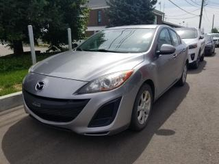 Used 2011 Mazda MAZDA3 GX* AT* A/C* GROUPE ELECTRIQUE* for sale in Québec, QC