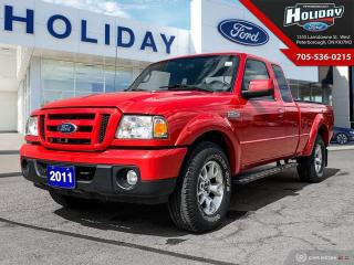 Used 2011 Ford Ranger SPORT for sale in Peterborough, ON