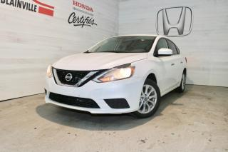 Used 2017 Nissan Sentra SV for sale in Blainville, QC