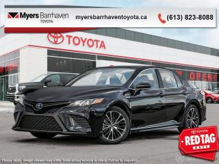 New 2020 Toyota Camry Hybrid SE  - Sport Styling -  Heated Seats - $242 B/W for sale in Ottawa, ON