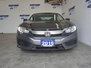 Used 2016 Honda Civic Sedan EX | SUNROOF | TOUCHSCREEN | REAR CAM | ONLY 40KM! for sale in Brantford, ON