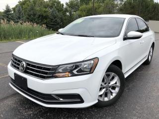 Used 2017 Volkswagen Passat TSI 2WD for sale in Cayuga, ON