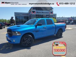 New 2020 RAM 1500 Classic - $258 B/W for sale in Ottawa, ON