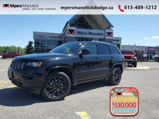 New 2020 Jeep Grand Cherokee Altitude  - Navigation - $278 B/W for sale in Ottawa, ON