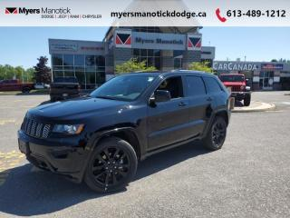 New 2020 Jeep Grand Cherokee Altitude  - Navigation - $274 B/W for sale in Ottawa, ON