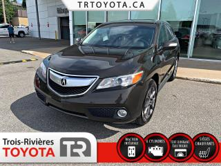 Used 2015 Acura RDX Traction intégrale, 4 portes for sale in Trois-Rivières, QC