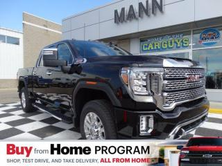 New 2020 GMC Sierra 2500 HD Denali for sale in Prince Albert, SK