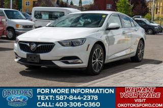 Used 2019 Buick Regal Sportback Preferred II TOUCH SCREEN/SPORTSBACK PREFERRED PACKAGE for sale in Okotoks, AB