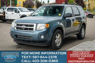 Used 2010 Ford Escape XLT Automatic for sale in Okotoks, AB