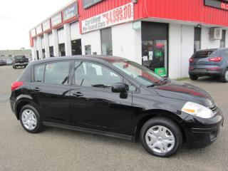 Used 2012 Nissan Versa 1.8L S $6,495+HST+LIC FEE / GREAT ON GAS / CERTIFIED for sale in North York, ON