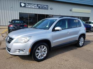 Used 2009 Volkswagen Tiguan for sale in Edmonton, AB