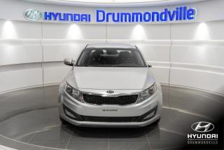 Used 2012 Kia Optima EX + GARANTIE + CAMERA + MAGS + CUIR + W for sale in Drummondville, QC