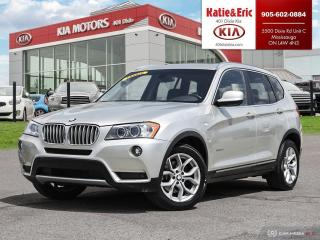 Used 2014 BMW X3 xDrive28i for sale in Mississauga, ON