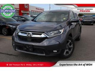 Used 2018 Honda CR-V EX AWD for sale in Whitby, ON