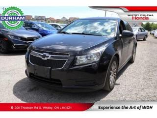 Used 2014 Chevrolet Cruze 4dr Sdn ECO for sale in Whitby, ON