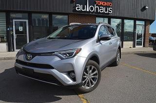 Used 2016 Toyota RAV4 LIMITED/AWD/LEATHER/SUNROOF/NAVIGATION Limited for sale in Concord, ON