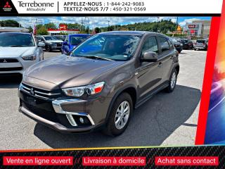 Used 2019 Mitsubishi RVR SE AWC/4WD/4X4 APPLE CAR PLAY/ANDROID AUTO for sale in Terrebonne, QC