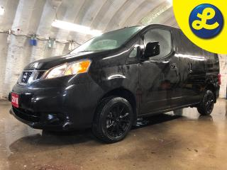 Used 2018 Nissan NV200 SV NV200 Compact Cargo * Navigation * RTX 15 black alloy rims * Climate control *  Vinyl floor * Reverse camera with park assist * Phone connect Xtro for sale in Cambridge, ON