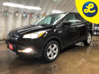 Used 2013 Ford Escape SE * 4WD * MyFord w/4 inch colour display * Heated Cloth Seats * Hands Free Calling * Eco Boost * Cruise Control * Steering Wheel Controls * for sale in Cambridge, ON
