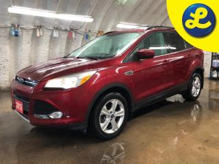 Used 2013 Ford Escape SE 4WD * Navigation * MyFord w/4 inch colour display * Hands Free Calling * MicroSoft Sync * Heated Cloth Seats * 17 icnh Alloys * Eco Boost * Cruise for sale in Cambridge, ON