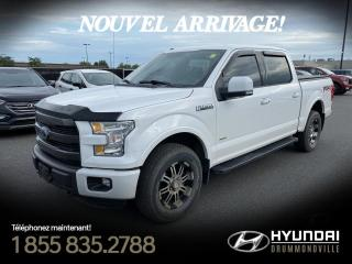 Used 2015 Ford F-150 GARANTIE + NAVI + TOIT PANO + for sale in Drummondville, QC