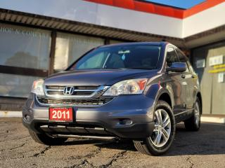 Used 2011 Honda CR-V EX 4WD | Sunroof | Alloys for sale in Waterloo, ON