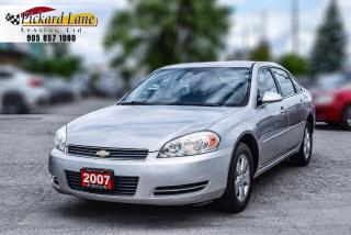 Used 2007 Chevrolet Impala LT AS-IS | RUNS & DRIVES for sale in Bolton, ON