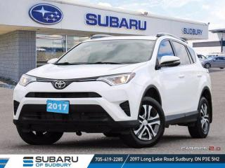 Used 2017 Toyota RAV4 LE for sale in Sudbury, ON