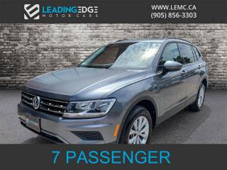 Used 2019 Volkswagen Tiguan Trendline 7 Passenger, AWD, Convenience Pack! for sale in Woodbridge, ON