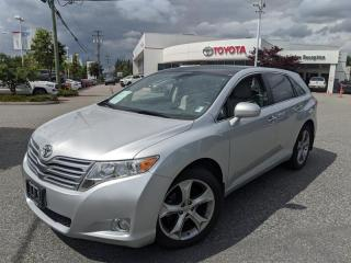 Used 2010 Toyota Venza V6 AWD 6A for sale in Surrey, BC