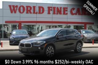 Used 2020 BMW X2 xDrive28i | *NEW* | Full Warranty! for sale in Etobicoke, ON