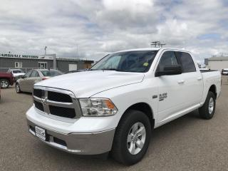 Used 2019 RAM 1500 Classic SLT for sale in Brandon, MB
