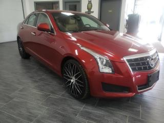 Used 2014 Cadillac ATS 2.0T AWD for sale in Châteauguay, QC