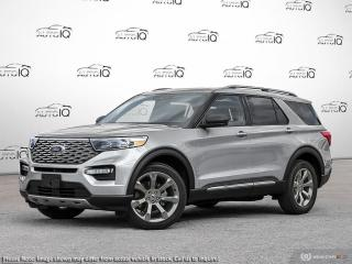 New 2020 Ford Explorer Platinum for sale in Kitchener, ON