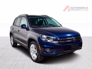 Used 2016 Volkswagen Tiguan COMFORTLINE 4MOTION CUIR TOIT PANO MAGS for sale in Île-Perrot, QC