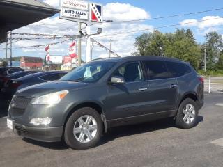 Used 2011 Chevrolet Traverse 1LT for sale in Welland, ON