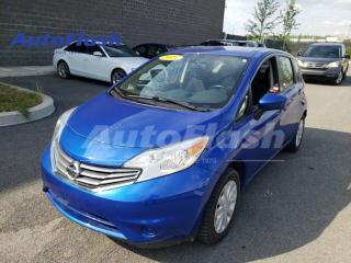 Used 2016 Nissan Versa Note SV 1.6L *Bluetooth *Clean! *Camera for sale in St-Hubert, QC